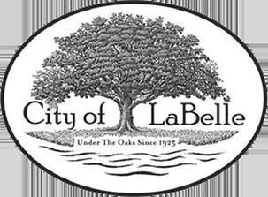 city o fLaBelle logo
